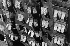 Haller Frigyes, Windows, Florence, 1934.
