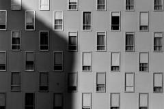 Robert Mapplethorpe, Apartment Windows, 1977.