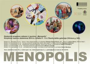 2014 Menopolis