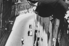 Antanas Sutkus, Maratonas Universiteto gatvėje, 1959.
