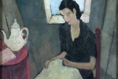 Cucitrice-nella-soffittaFelice-Casorati-1931-Medium