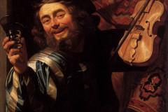 Gerard van Honthorst, The Merry Fiddler, 1623.