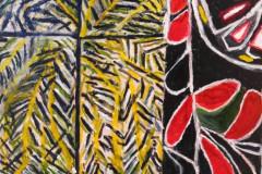 Henri Matisse, The Egyptian Curtain, 1948.