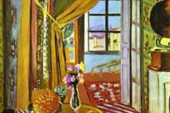 Henri Matisse, Interior with Phonograph, 1924.