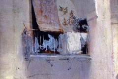 John Singer Sargent, The Balcony, 1879-1880.