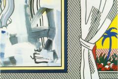 Roy Lichtenstein, Picture Window, 1983.