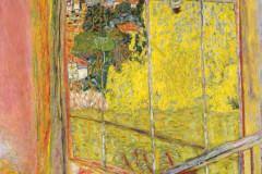 Pierre Bonnard, Latelier au Mimosa, 1939–46 .