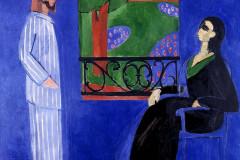 Henri Matisse, The Conversation, 1909.