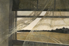 Andrew Wyeth, The Wind from the Sea, 1947.