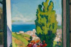 Albert Marquet, The Window in Algeria, 1932.